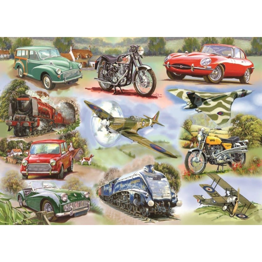 Simply The Best Jigsaw (250 pieces)
