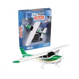 Gifts For Aviators Sky kids Cessna 172 Skyhawk Model