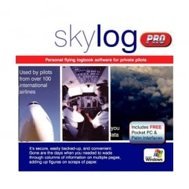 Skylog Pro Log Book Software