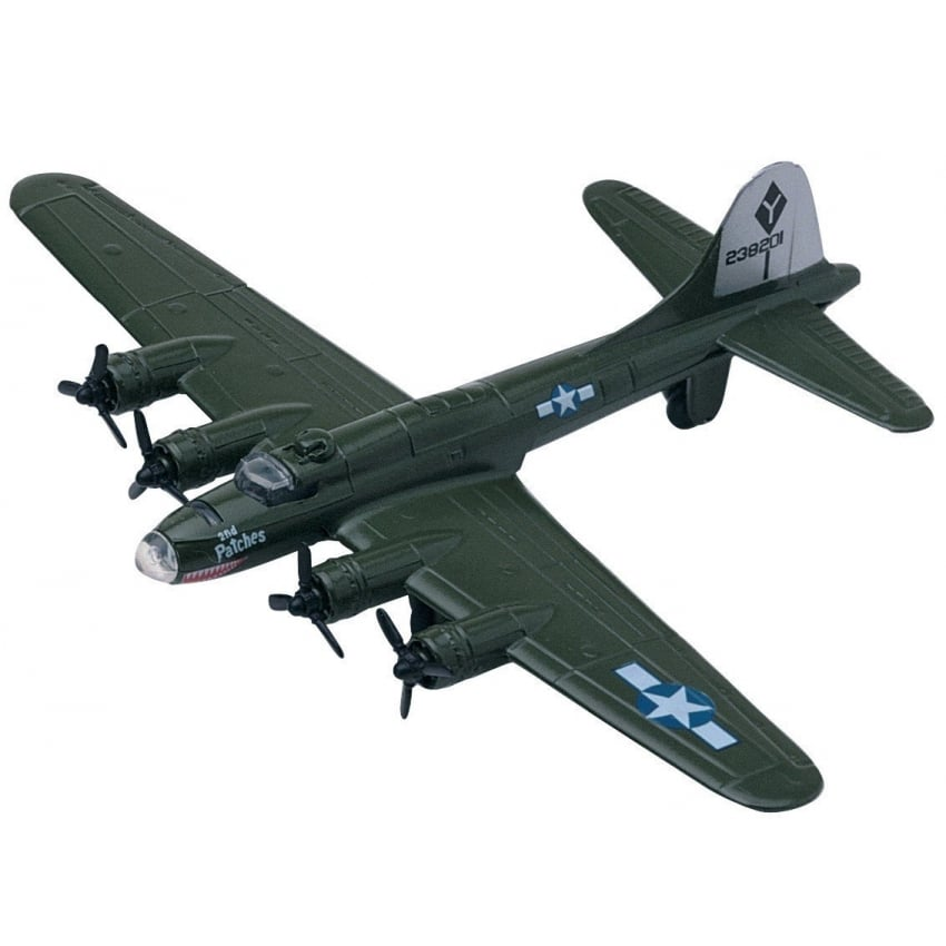 Skywings B-17 Flying Fortress Diecast Model Scale 1:100