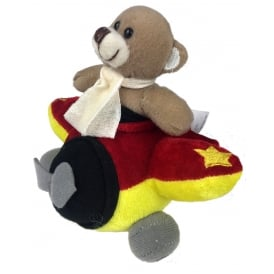 Small Plush Childrens Plane