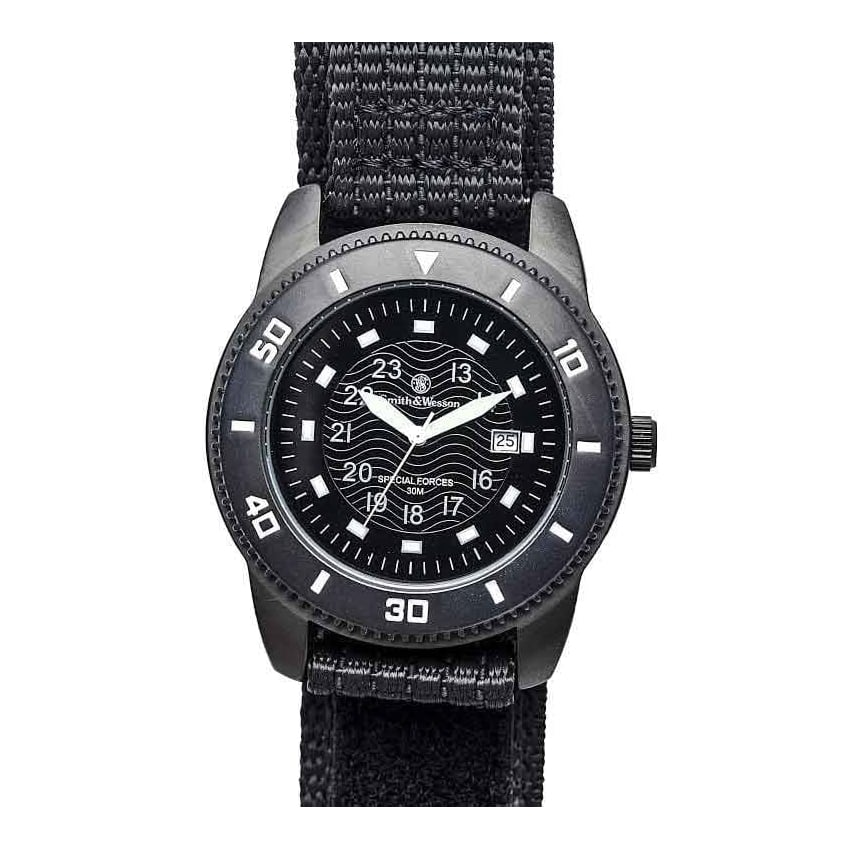 Commando Watch