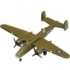 Smithsonian B-25 Mitchell Diecast Model - Scale 1:200