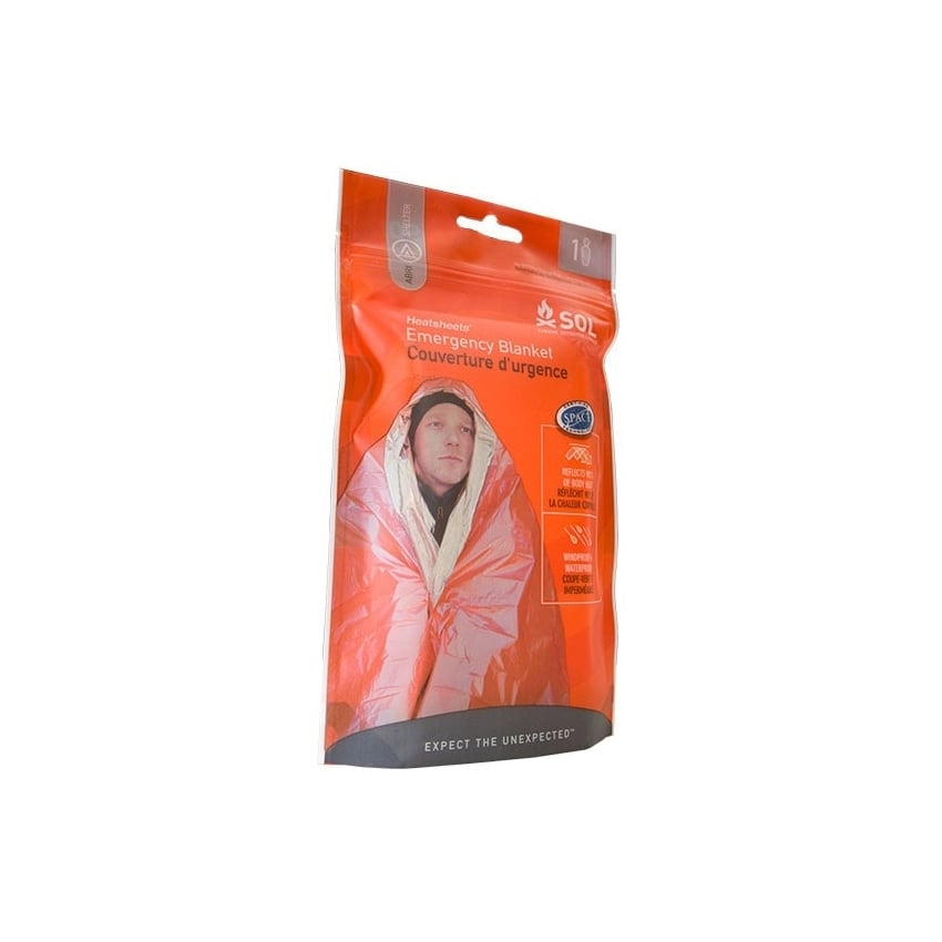 SOL Emergency Blanket - One Person