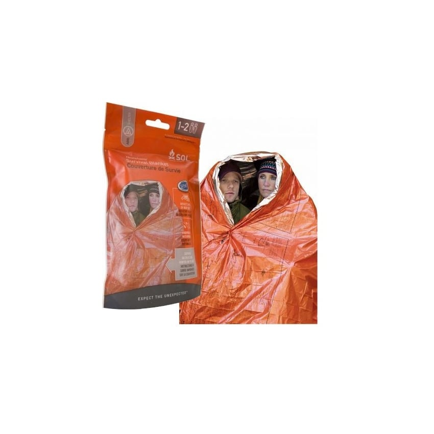 SOL Survival Blanket - Two Person
