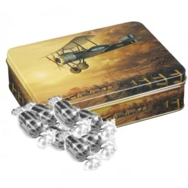 Sopwith Camel Medium Tin Treats of Humbugs