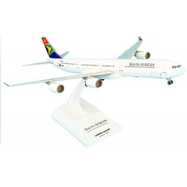 South African Airbus A340-600 Model - Scale 1:200
