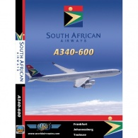 South African Airways A340-600 DVD