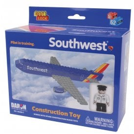 Southwest Airlines Brick Building Set