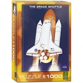 Space Shuttle Jigsaw Puzzle (1000 pieces)
