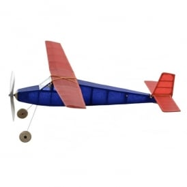 Sparrowhawk Sports Flier Rubber Power Model