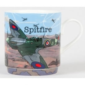 Spitfire Bone China Stacking Mug