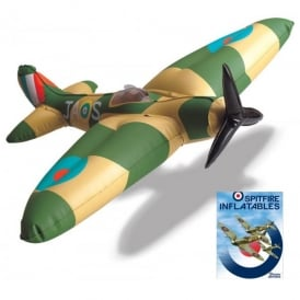 Spitfire Inflatable Plane