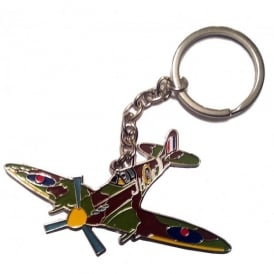 Little Snoring Spitfire Key Chain