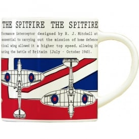 Spitfire Little Histories Mug