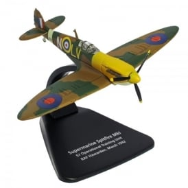 Spitfire Mk1 57 OTU, RAF Hawarden, March 1942 1:72