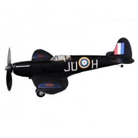 Spitfire Night Fighter Rubber Power Model