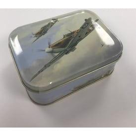 Spitfire Pair Mini Tin Treats of Mint Imperials