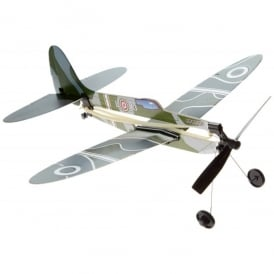 Spitfire Rubber Powered Kit
