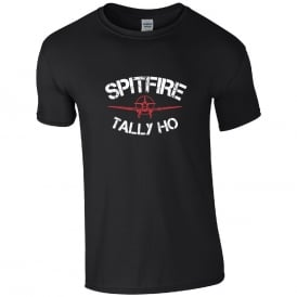 Spitfire Tally Ho T-Shirt