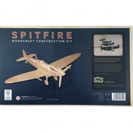 Imperial War Museum Spitfire Woodcraft Construction Kit