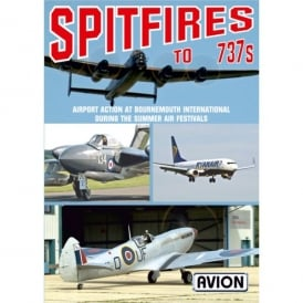 Spitfires to 737s at Bournemouth Airshow DVD