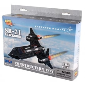 SR-71 Blackbird Brick Building Set