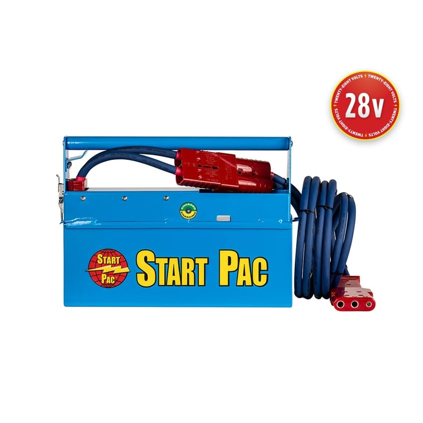 Start Pac LI2000QC Portable Starting Unit (Lithium - 28v)