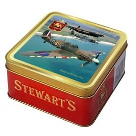 Stewarts Shortbread 125g - Battle Of Britain Tin