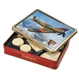 Stewarts Shortbread - WWII Battle of Britain Spitfire