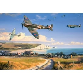 Gibsons Summer For Heroes Jigsaw Puzzle (500 pieces)