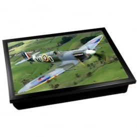 Supermarine Spitfire Englands Fields Lap Tray