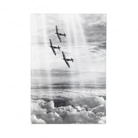 Supermarine Spitfire Fridge Magnet