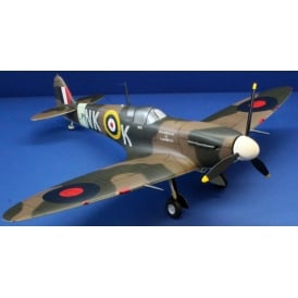 Supermarine Spitfire MKIIA Wooden Model