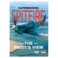 Supermarine Spitfire - The Pilot's View DVD