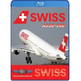 Just Planes Swiss Airlines A330-300 Blu-Ray - Zurich to JFK