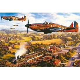 Tangmere Hurricanes Jigsaw Puzzle (500 pieces)