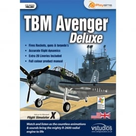 Playsims Publishing TBM Avenger Deluxe