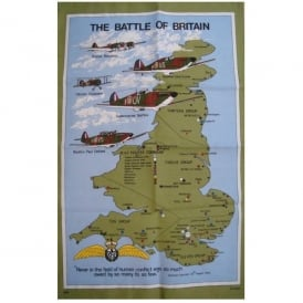 Tea Towel - Battle Of Britain