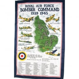 Tea Towel - Bomber Command