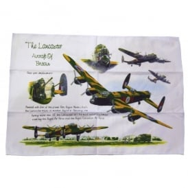 Tea Towel - Lancaster