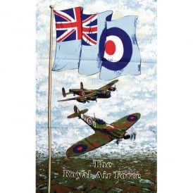 Tea Towel - Royal Air Force Flag