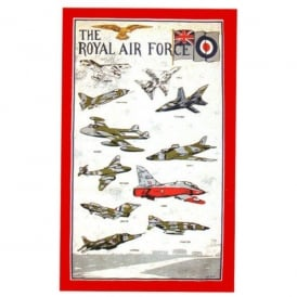 Tea Towel - Royal Air Force