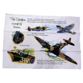 Tea Towel - Spitfire