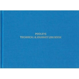 Pooleys Technical and Journey Log Book