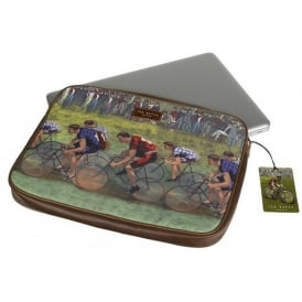 Ted Baker Cyclist Race Lap top sleeve
