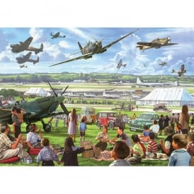 Gibsons The Airshow Jigsaw Puzzle (1000 pieces)