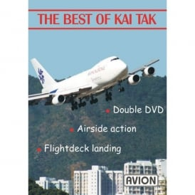 The Best Of Kai-Tak DVD