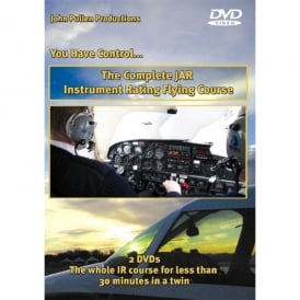 John Pullen The Complete JAR Instrument Rating DVD