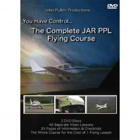 John Pullen The Complete JAR PPL Flying Course DVD